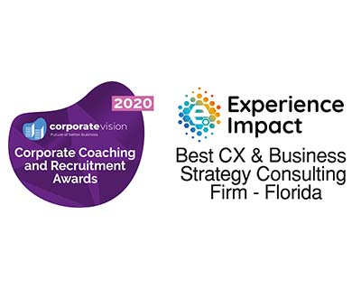 corporate coaching and recruitment award logo