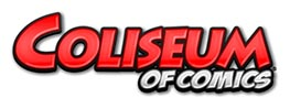 coliseum of comics logo